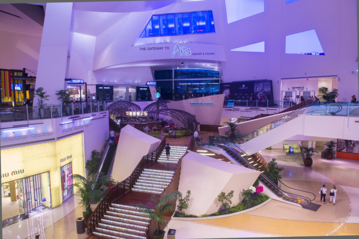 where are the best shopping malls in Las Vegas