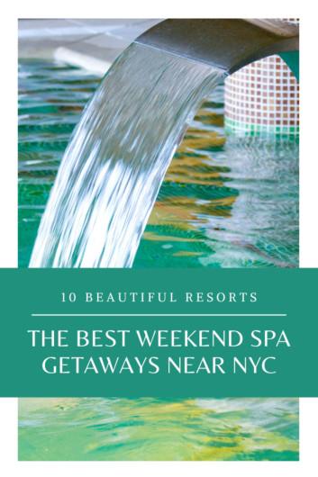 spa weekends in NYC