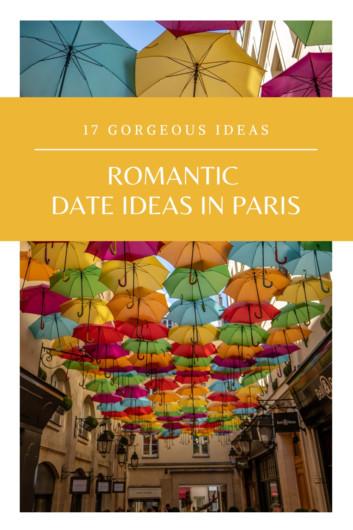 romantic date ideas in paris
