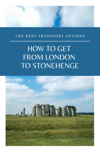 how to get to stonehenge