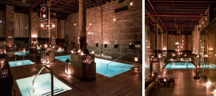 Aire spa - places to visit in new york