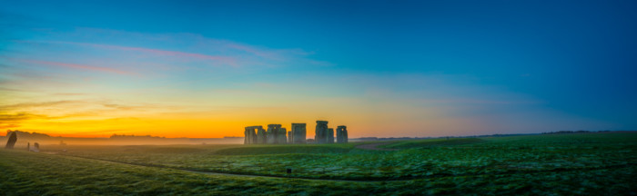 How to get from London to Stonehenge!