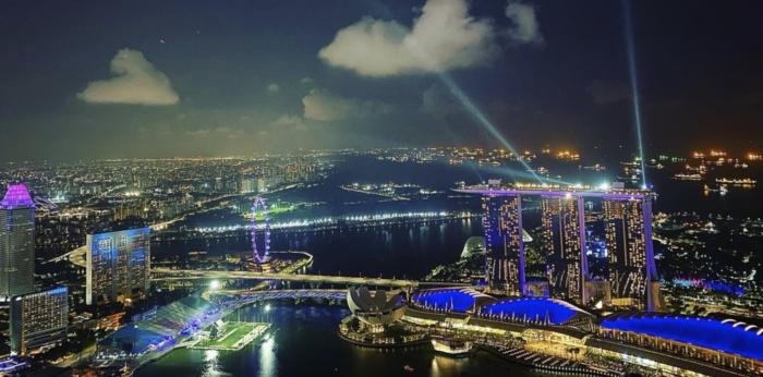 singapore skyline bar
