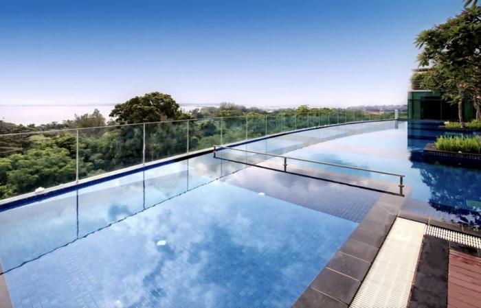 changi village hotel infinity pools in singapore