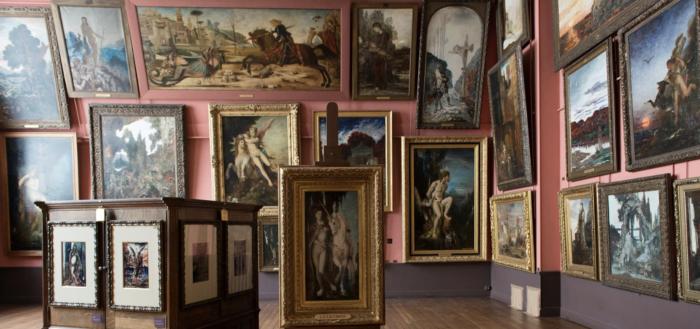 the best art galleries to visit in Paris