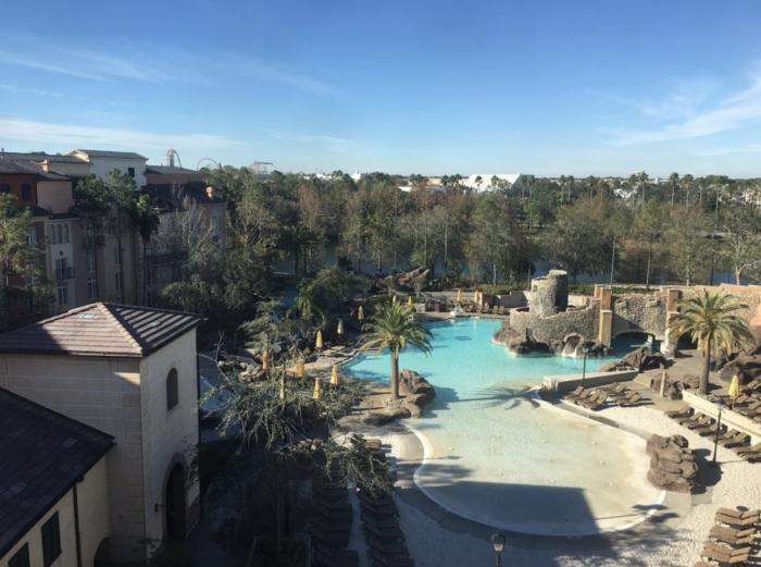 Portofino Bay Hotel Orlando rooms