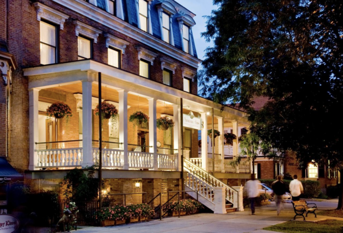 best hotels in Saratoga Springs NYC