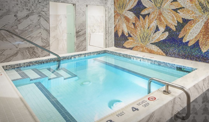 luxury spas near new york