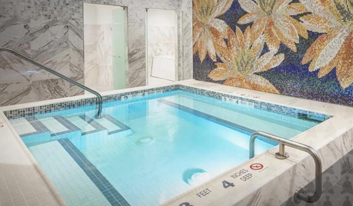 luxury spas near new york