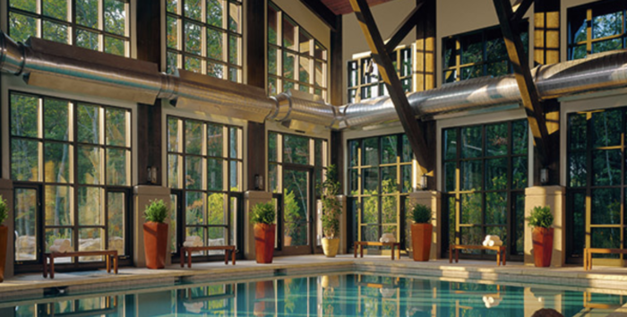 spa getaways near NYC