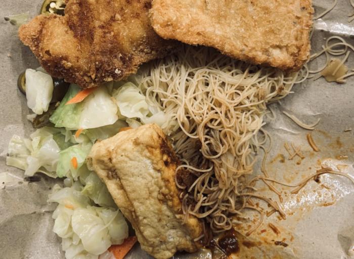 best place for Singapore noodles