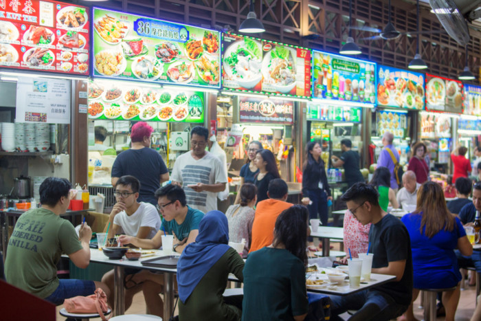 guide to hawker food in Singapore.