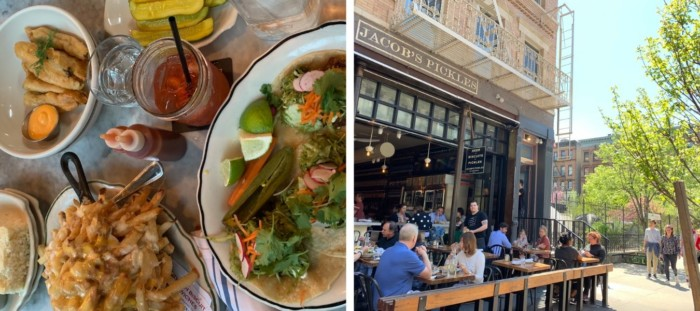 jacobs pickles places to visit in new york city