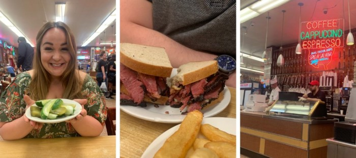 katz deli places to visit in new york