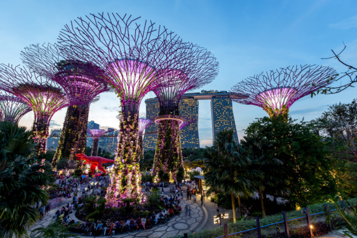 places to visit in Singapore asia