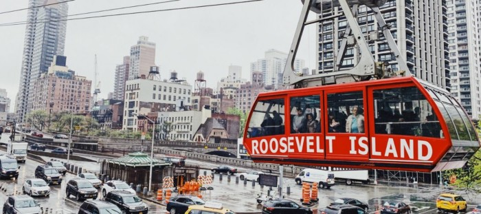 roosevelt tramway places to visit in new york city