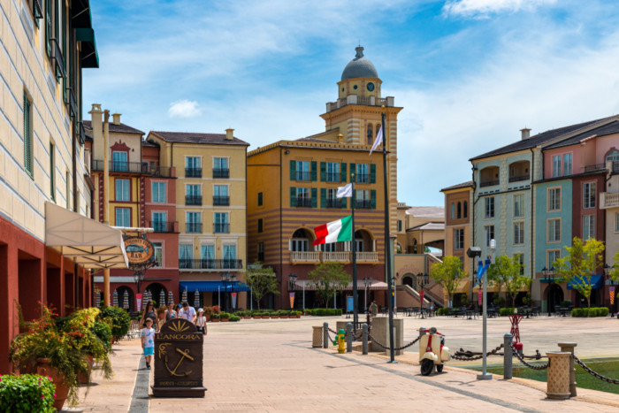 Portofino Bay Hotel Orlando rooms