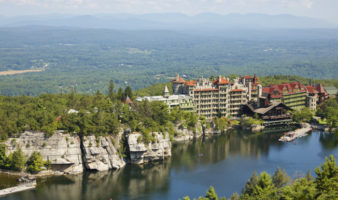spa getaways near new york