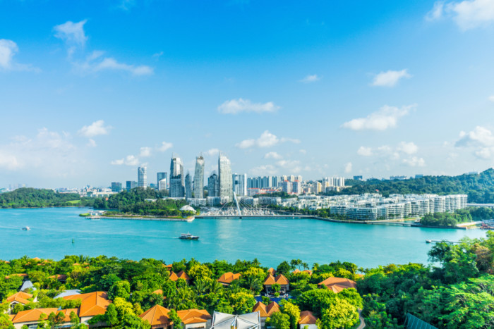 the best views of singapore skyline