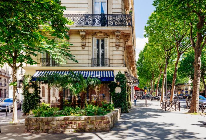 the the scenic neighbourhoods in paris