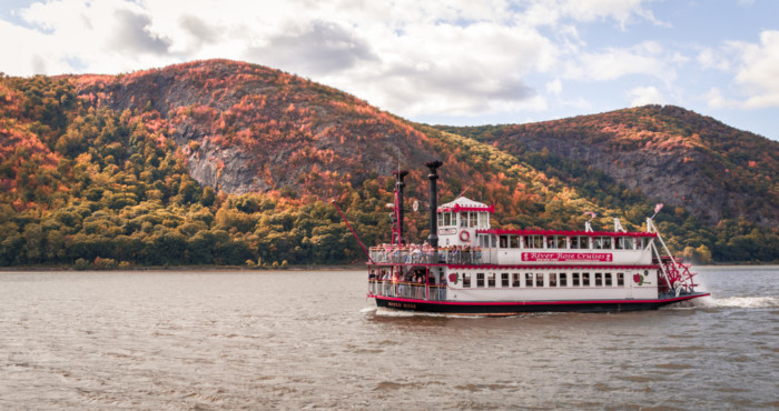 River Rose ferry Cold Spring NY guide to town