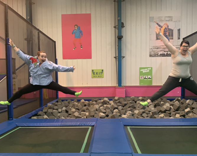 jump park leamington spa