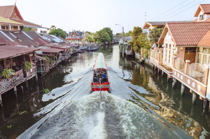 Where to stay in Bangkok thonburi