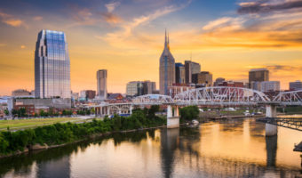 best day trips from Nashville nashville cityscape