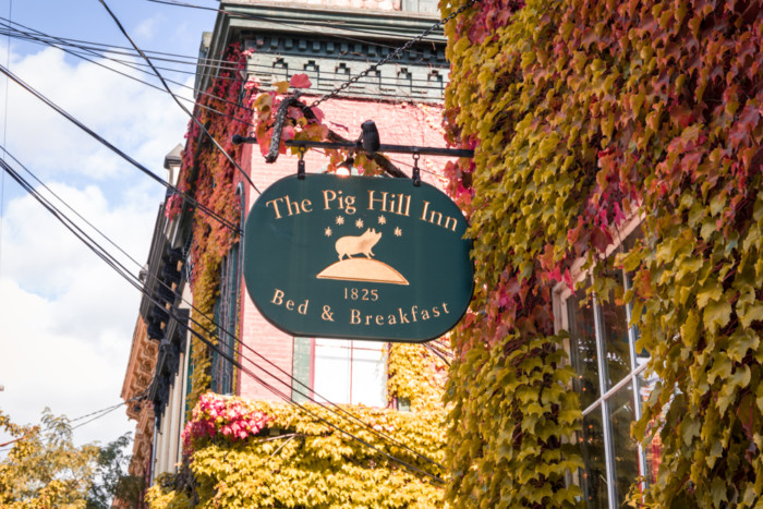 pig hill inn - best places to stay in Cold Spring NY