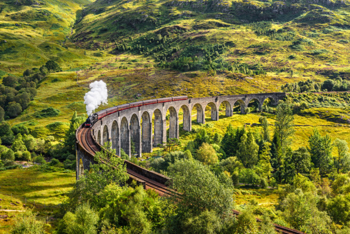 best way to see the scottish highlands. 2