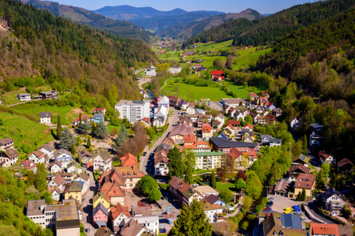 black forest kinzig valley