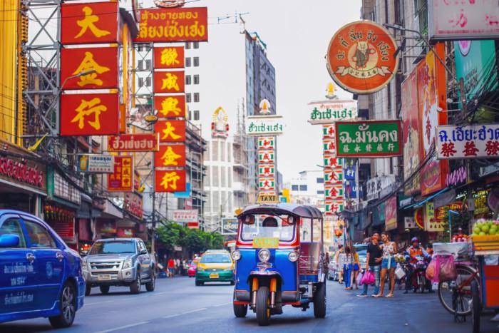 china town bangkok neighbourhoods