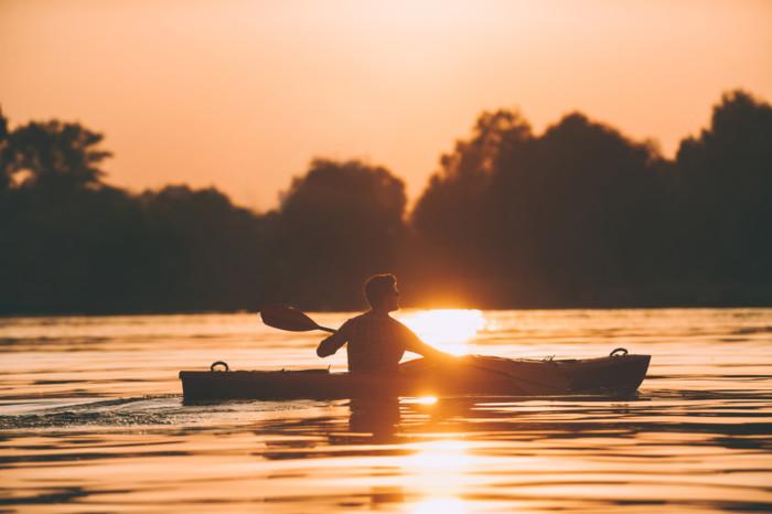 kayaking in Cold Spring NY