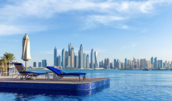 warm places to travel in March dubai UAE