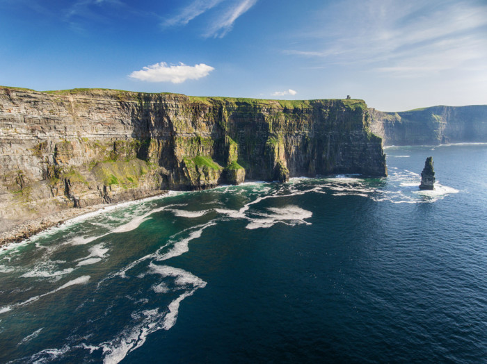 ways to see the cliffs of Moher in Ireland