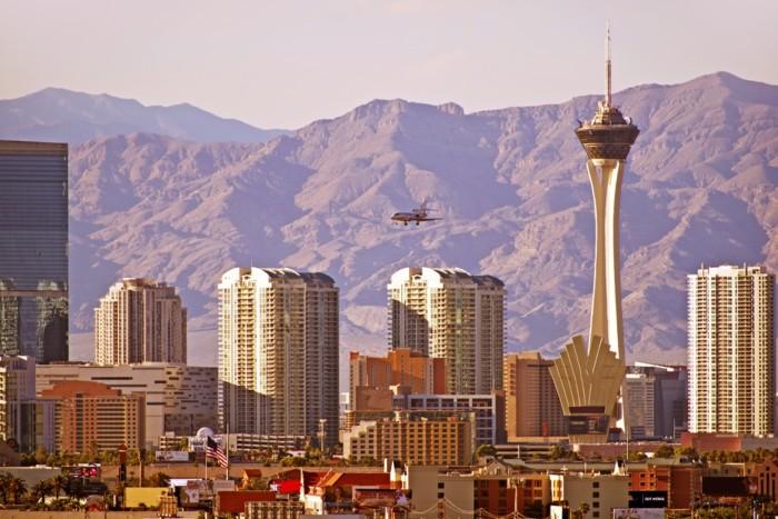Photos of the Las Vegas Skyline 2020