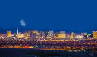 Photos of the Las Vegas Skyline
