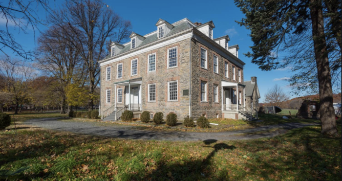 Van Cortlandt House real haunted houses in NYC