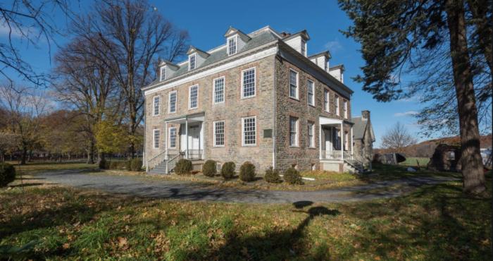 Van Cortlandt House real haunted houses in NYC