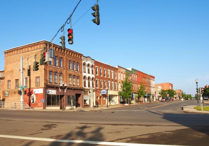 Seneca Falls New York