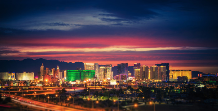 best Photos of the Las Vegas Skyline