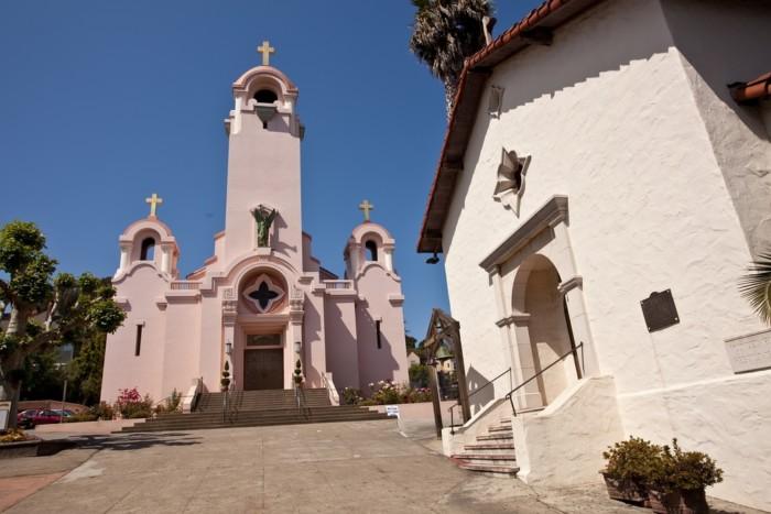 california mission list Mission San Rafael Arcangel