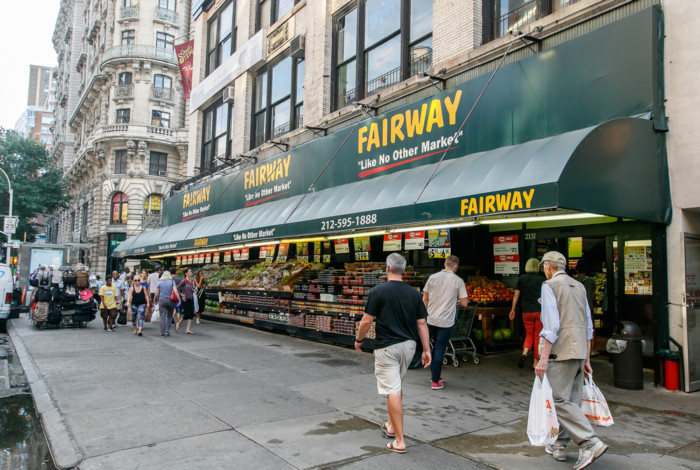 grocery stores in Manhattan
