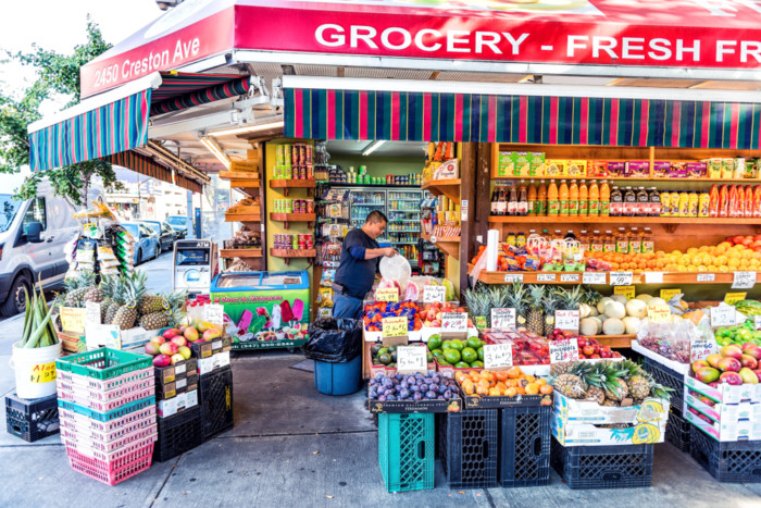 grocery stores in NYC
