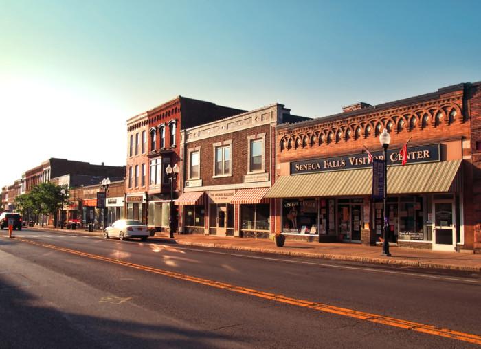 guide to Seneca Falls NY