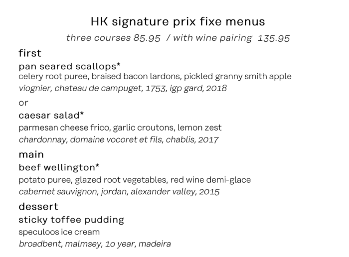 how much does it cost to eat at Hells kitchen las vegas