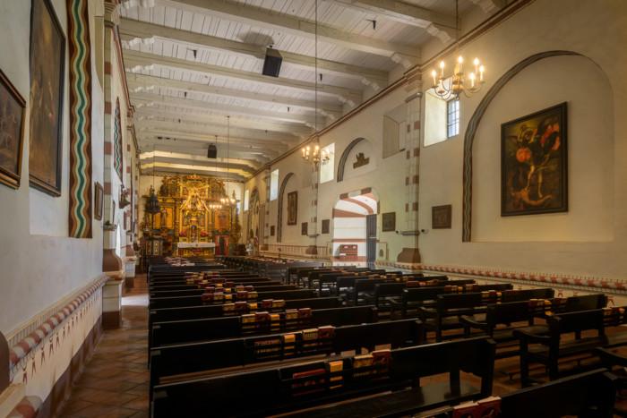 missions in california Mission San Fernando Rey De Espana