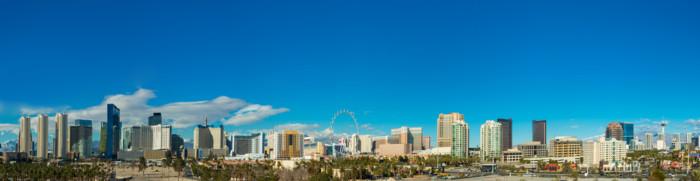 night time Photos of the Las Vegas Skyline