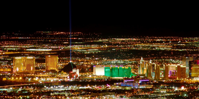 pictures of Las Vegas Skyline