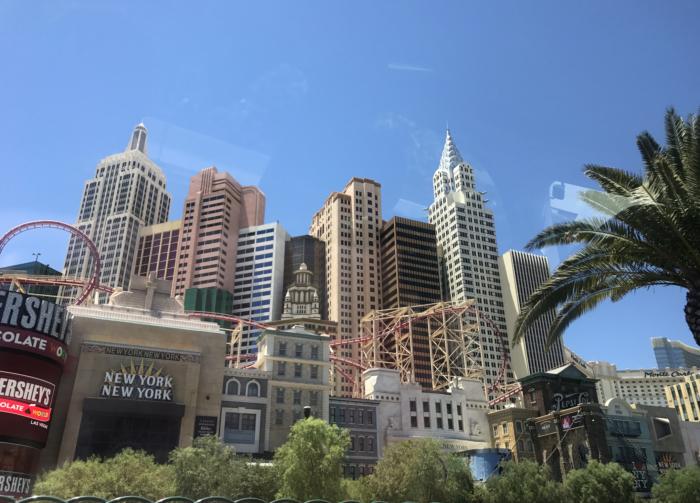 top Photos of the Las Vegas Skyline